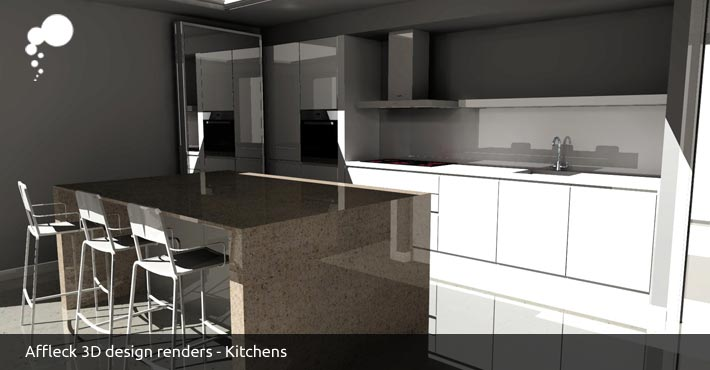 Free 3D Kitchen design