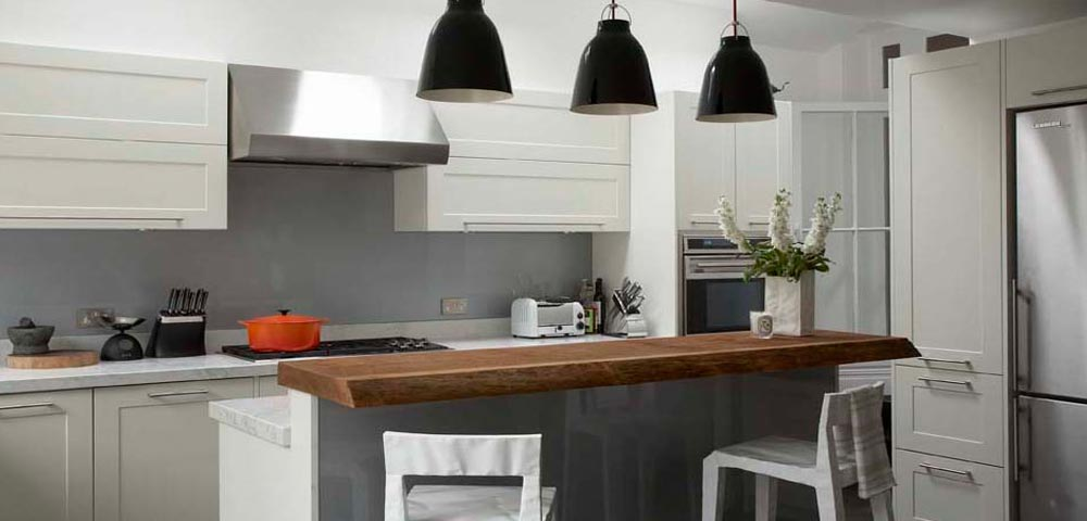 Bespoke German designer kitchen in London