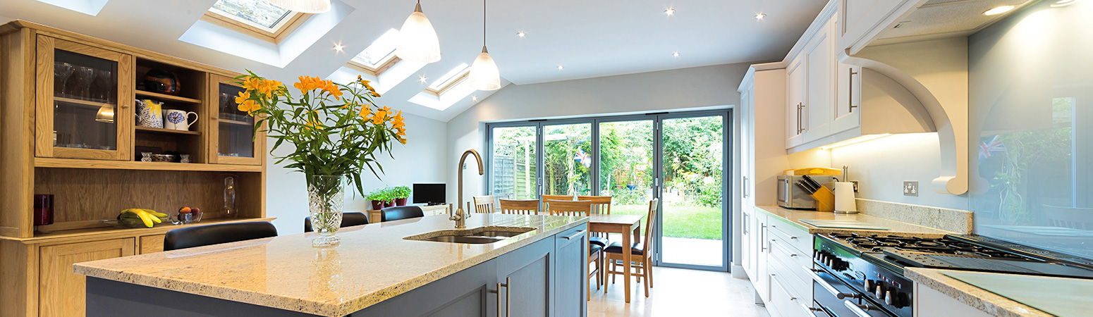 Side Extensions and Kitchen Extensions London